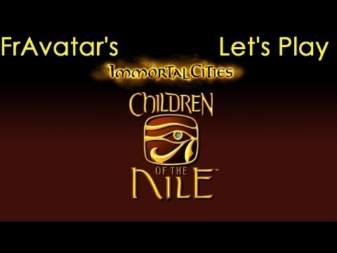 Children of the Nile: e08 City Nekhen (Easy) 1080p HD