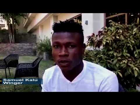 SEYCHELLES VS NIGERIA: Super Eagles Players Speak about AFCON 2019 Qualifiers thumbnail