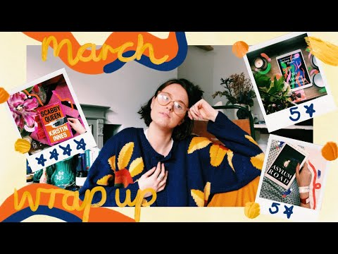 March  reading wrap up   new literary fiction and favourite new memoirs