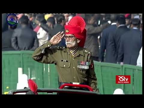Param Vir Chakra & Ashok Chakra Awardees | Republic Day Parade 2019