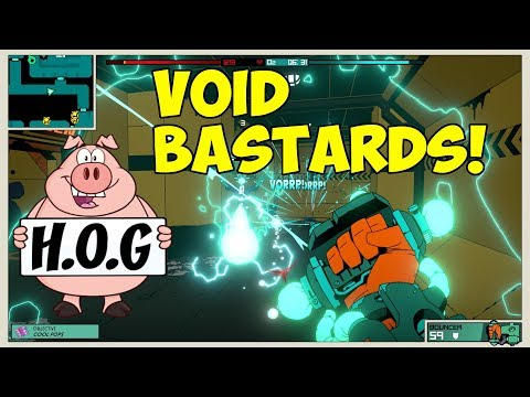 Void Bastards! - What am i doing! (PC Ultrawide) |