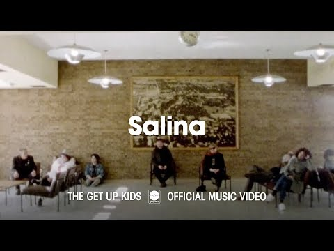 "The Get Up Kids - ""Salina"" (Video)"
