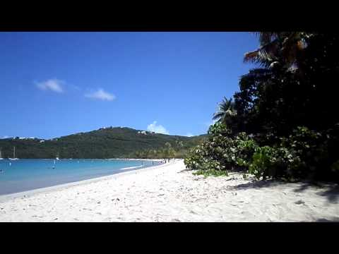 Magen's Bay Beach, St. Thomas, U.S. Virgin Islands
