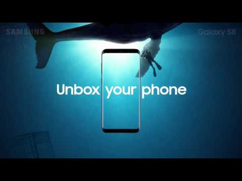 Samsung Galaxy S8  Unbox Your Phone Whale