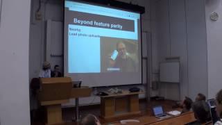 Wikipedia Mobile The Trojan Horse - Jon Robson, Maryana Pinchuk