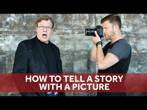 How to Tell A Story with a Picture with Joe McNally | Chase Jarvis RAW