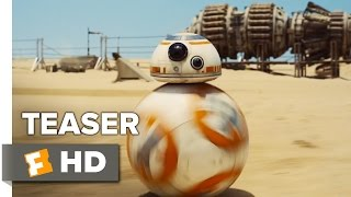 Star Wars: The Force Awakens Official Sneak Peek #2 (2015) - JJ Abrams Movie HD