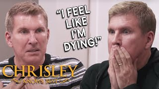 """Todd Chrisley's Middle Name Is """"Dramatic"""" 