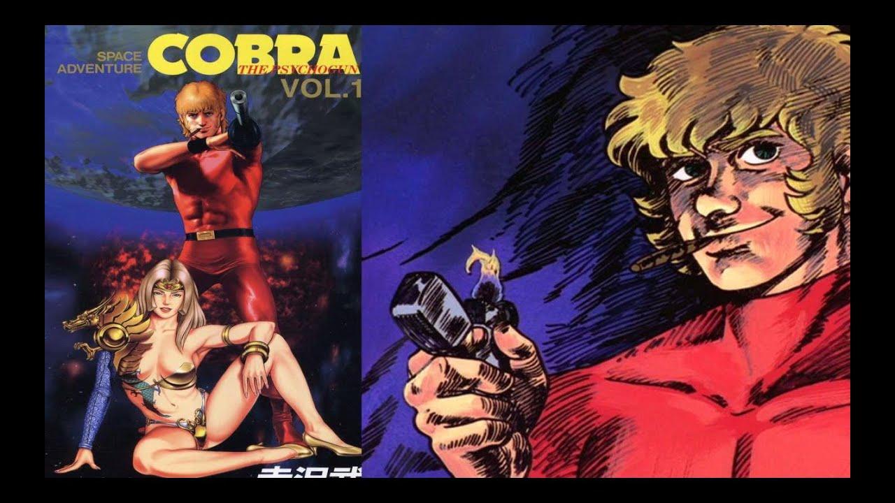 cobra anime
