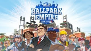 MLB Ballpark Empire - iPhone & iPad Gameplay Video