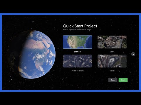 🌍Easy MAP Animations with GOOGLE EARTH STUDIO🌍
