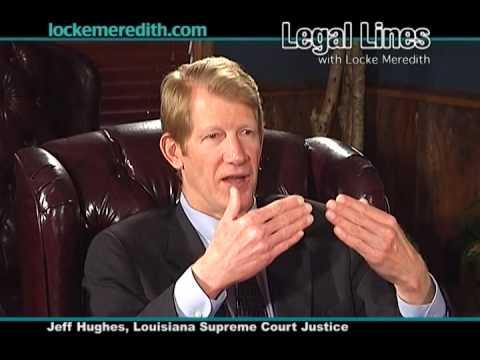 Louisiana Supreme Court Justice, Jeff Hughes discusses the Constitution