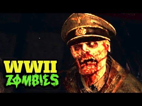 NEW WW2 ZOMBIES DETAILS: ROUNDS, NEW ZOMBIE TYPES & MORE! (COD WW2)