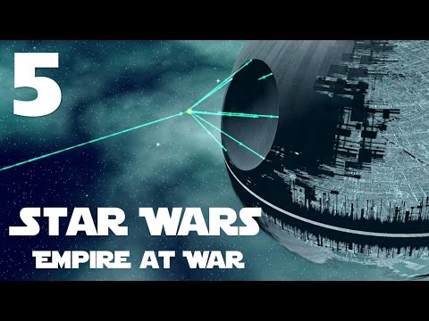 Star Wars: Empire at War Imperial Galactic Conquest Part 5