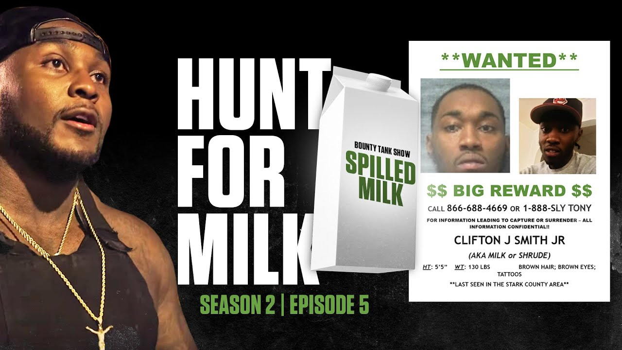 Season 2 Episode 5 | Hunt For Milk | Spilled Milk | BountyTank