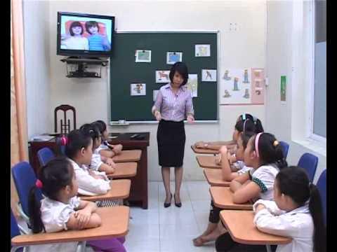 Phương pháp Giảng dạy tiếng Anh cho trẻ em -Bài 6 1