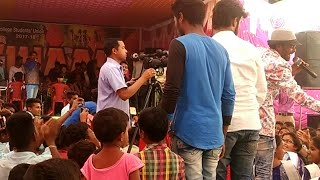 Baby doll stage performance by Umakanta Barik