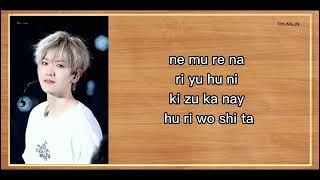 EXO - CBX ( Chen, Baekhyun, Xiumin ) - Paper Cuts [ Easy Lyrics ]