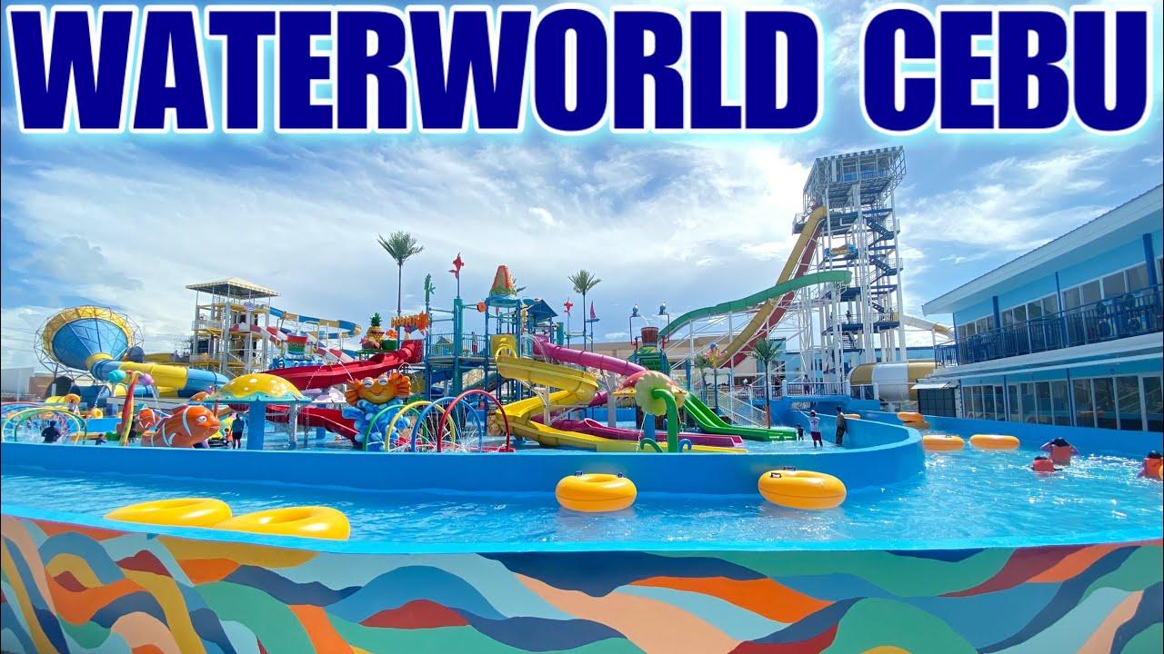Download The Biggest Water Park in Central Visayas| Cebu Philippines| Almiraventure 🇵🇭