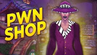 welcome to the pwn shop thrift shop parody by hotted