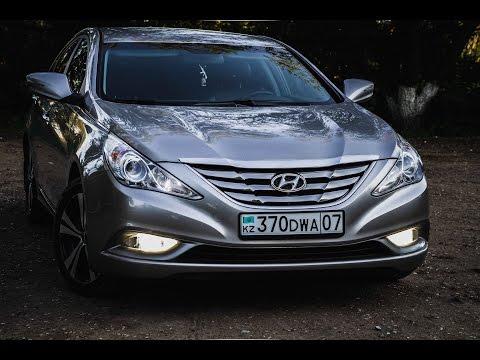Hyundai Sonata YF VI