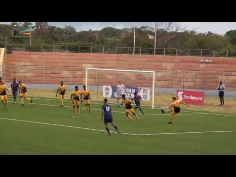 Antigua & Barbuda vs Bermuda Highlights U-20 CFU date: 25 10 2016