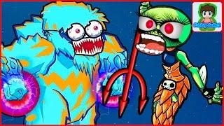 Игра Зомби против Растений  Герои от Фаника Plants vs zombies Heroes (12)