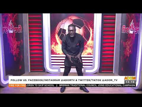 Government! What Informed your Decision to Employ an Expatriate Black Star Coach- Adom TV (22-9-21)