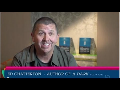 Ed Chatterton interview about A DARK PLACE TO DIE - Random Book Talk