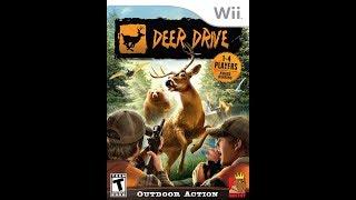 Wii - Deer Drive (Nintendo)