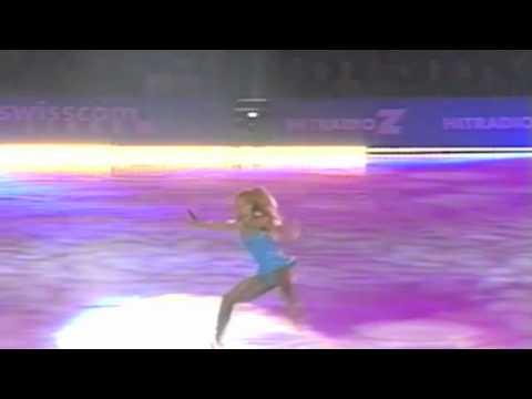 Art on Ice 2002 - Gloria Gaynor & Rory Flack