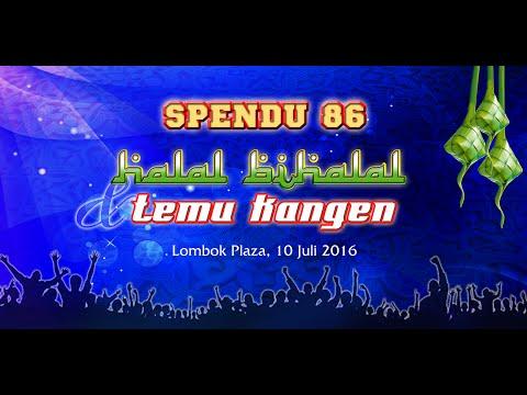 Halal Bihalal & Temu Kangen Alumni 86 SMPN 2 Mataram