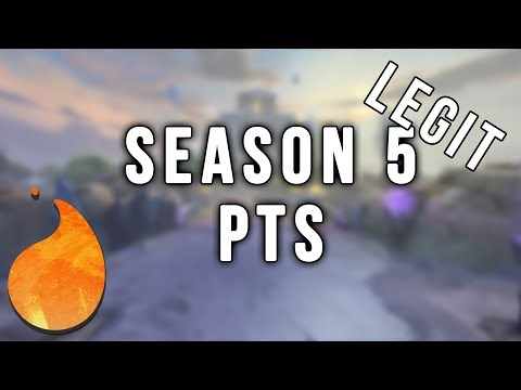 SEASON 5 PTS FIRST LOOK (NOT A TROLL)