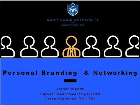 Billikens in the Boardroom: Networking and Branding