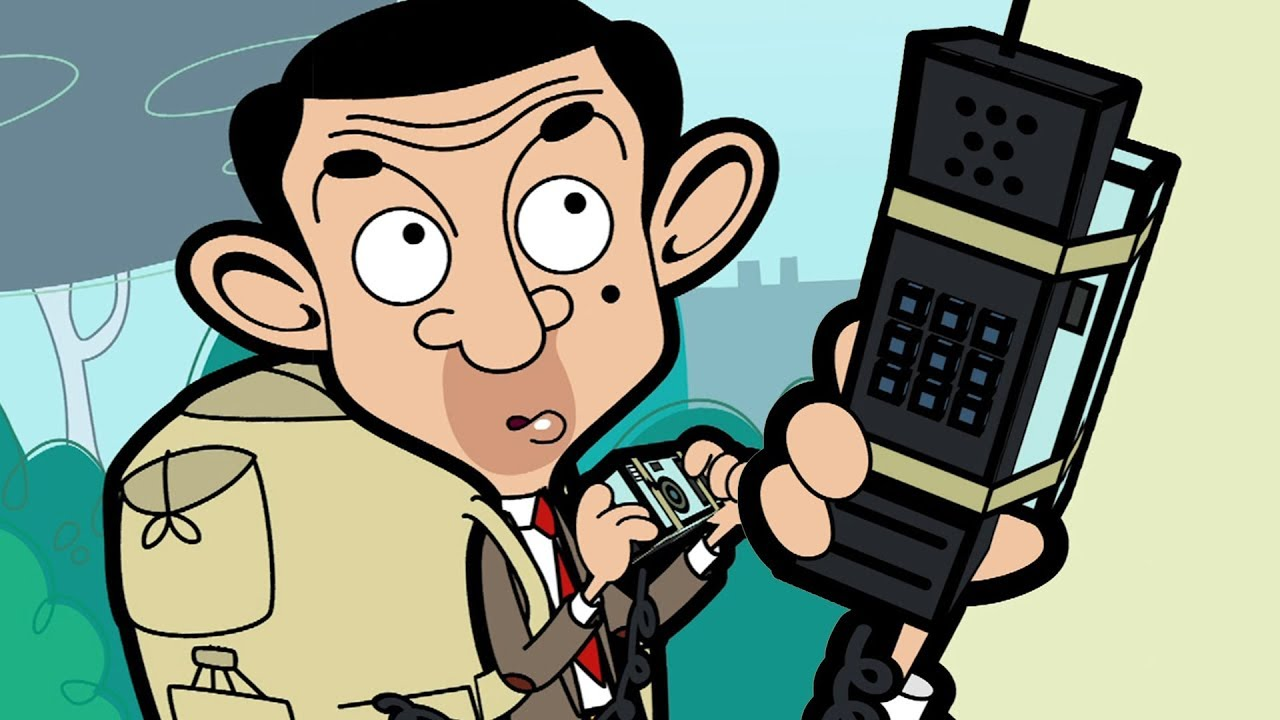 hotline bean funny clips