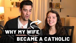 How THE Protestant Wнo Made Me Catholic Became a Catholic
