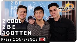 Khalil, Jameson, and Ethan are '2 Cool 2 Be 4gotten'