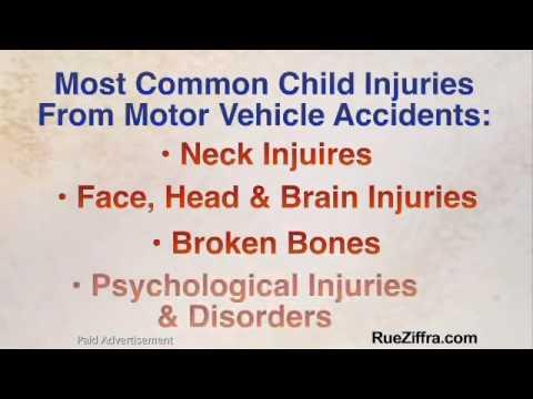 Child Car Accident attorney Palm Coast Injury with Attorney Kim Bouck