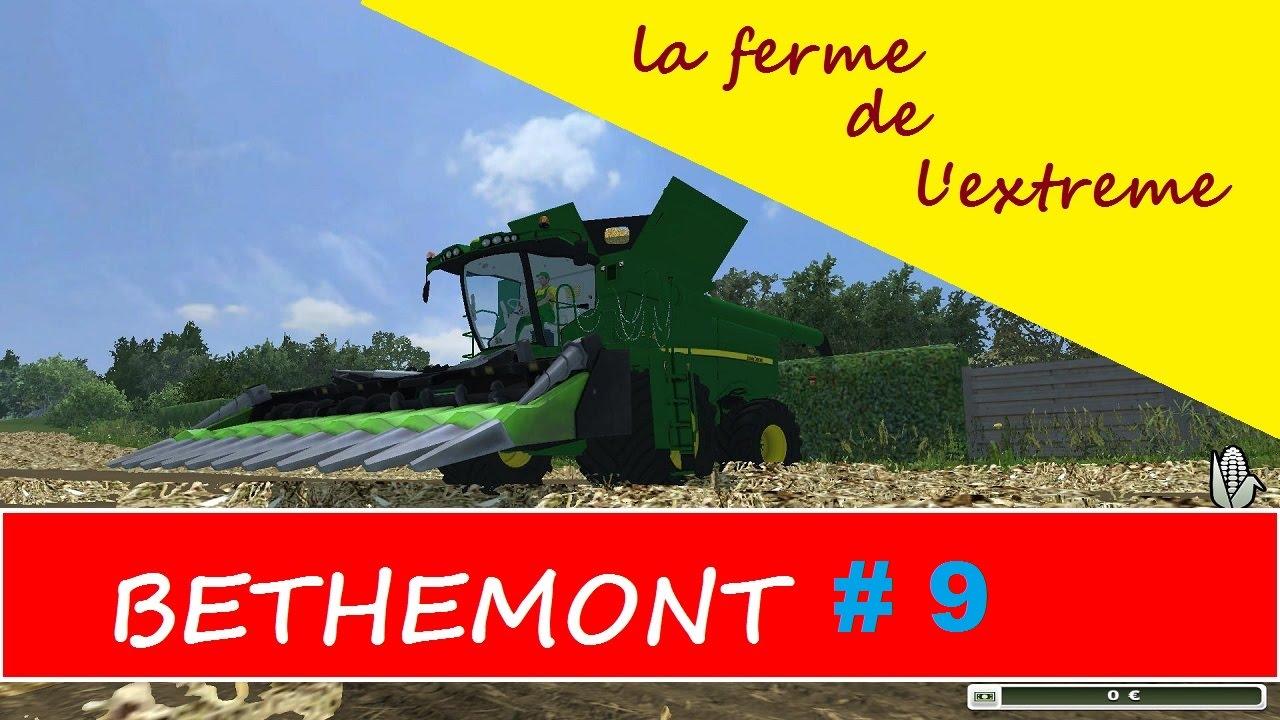 Farming simulator 2013 la ferme de l extr me multi ep 9
