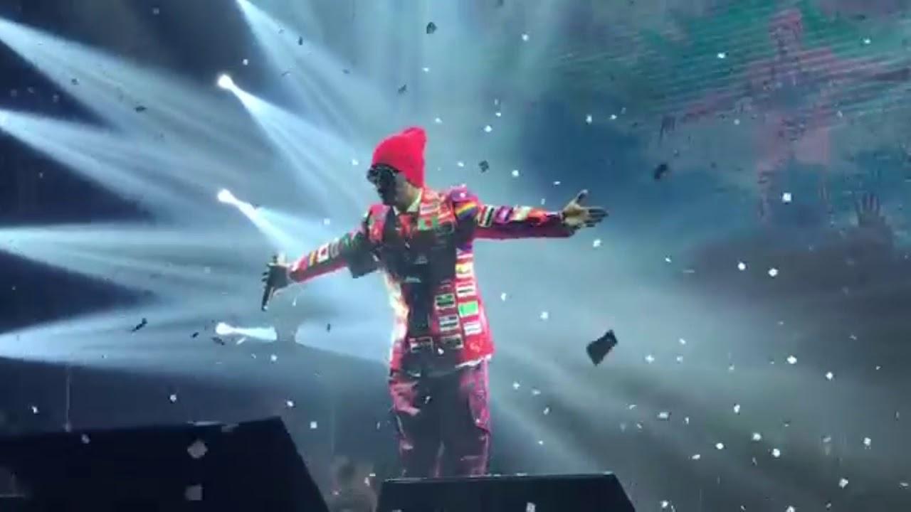 Namewee黃明志4896世界巡迴演唱會 臺北站 in ATT Show Box 2017/11/25 - YouTube