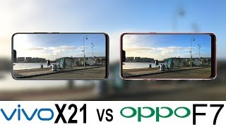 Vivo X21 Vs Oppo F7 Vivo X21 Vs Oppo F7 Camera Test Vivo X21 Camera...