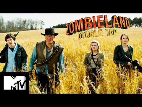 ZOMBIELAND: DOUBLE TAP | Official Trailer HD | MTV Movies