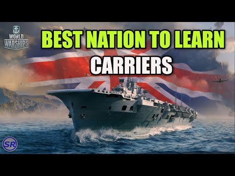 Best Nation to Learn How to Play Carriers!?! | World of Warships