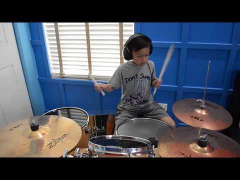 Flo Rida - My House v1.0 (Drum Cover)