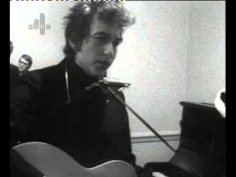 Bob Dylan Being Interviewed In The 60's (Cringe TV)