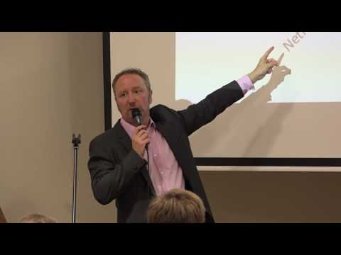 Mark Blyth - Guest Speaker at AUP ~ The Future of The Eurozone