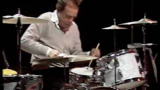 "Buddy Rich ""West Side Story Medley"" on ""Parkinson"""