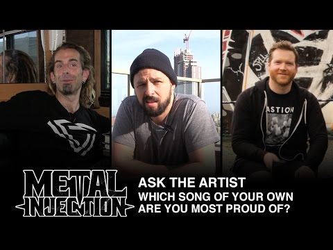 ASK THE ARTIST: What Song Are You Most Proud Of? | Metal Injection