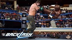 Apollo Crews vs. Baron Corbin: Backlash 2016 Kickoff on WWE Network
