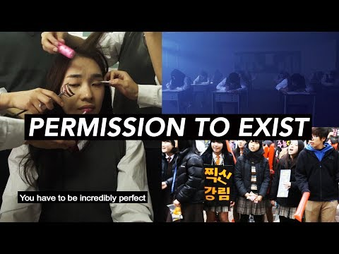 REAL life of Korean students: Plastic Surgery, School Pressures, Mental Health
